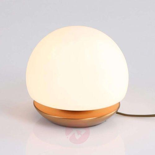 Steinhauer Ancilla Lampa stołowa LED Brązowy, 1-punktowy - Klasyczny - Obszar wewnętrzny - Ancilla - Czas dostawy: od 6-10 dni roboczych (8712746114324)