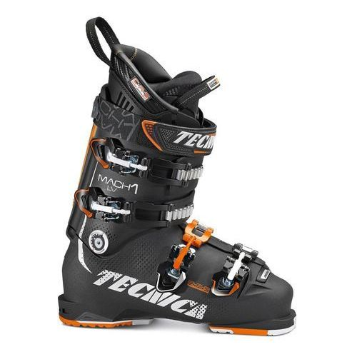 Tecnica Buty narciarskie mach1 110 mv 2017 czarny (8050459119688)