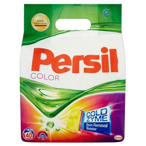 Persil 2,8kg color coldzyme proszek do prania tkanin kolorowych (40 prań) marki Henkel