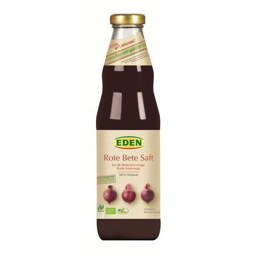 Sok z czerwonych buraków bio 750 ml - marki Eden