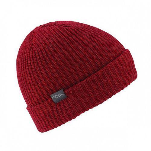 Coal Nowa czapka the stanley beanie dark heather red