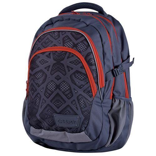 Stil plecak szkolny carbon