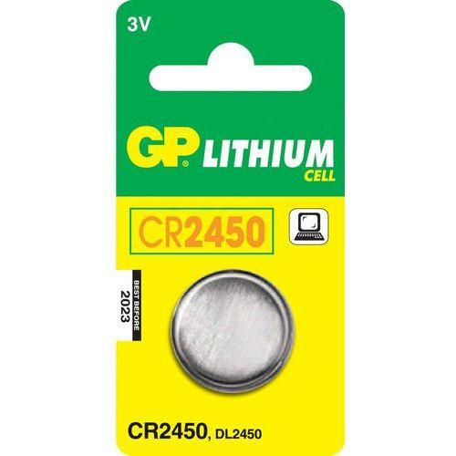 GP Batteries bateria CR2450 (1 szt.) (4891199063916)