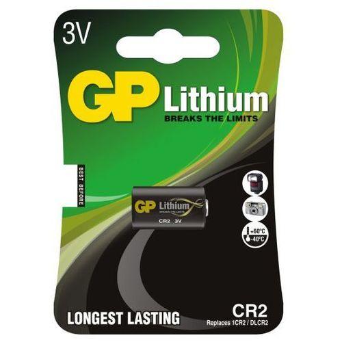 Bateria foto litowa  cr2 marki Gp
