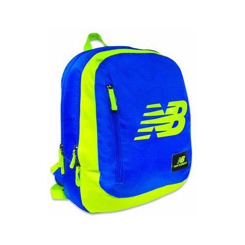 Copywrite Plecak młodzieżowy new balance niebieski