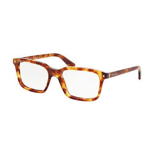 Okulary korekcyjne pr04rv journal 4bw1o1 marki Prada
