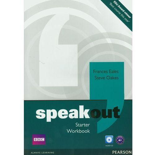 Speakout Starter Workbook z płytą CD (opr. miękka)