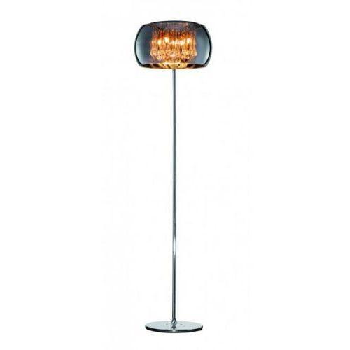 Sorpetaler Vapore lampa stojąca Chrom, 4-punktowe - Dworek - Obszar wewnętrzny - VAPORE - Czas dostawy: od 3-6 dni roboczych