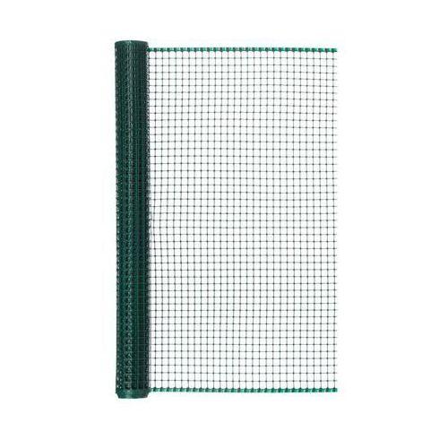Nortene Siatka plastikowa 1 x 5 m zielona maxisquare (8015921040129)