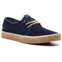 Pepe jeans Espadryle - sailor suede pms10249 navy 595