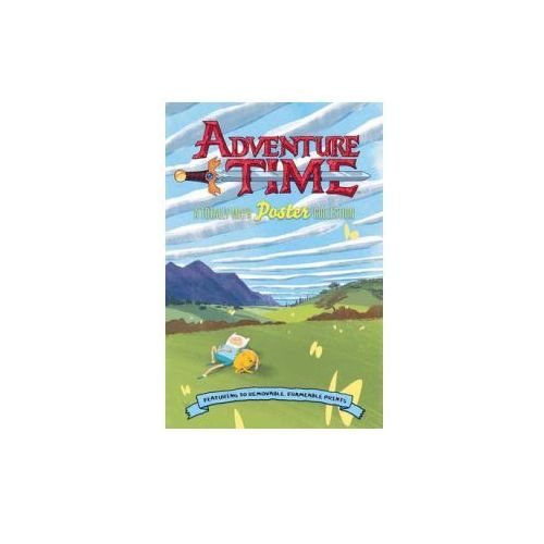 Adventure Time - A Totally Math Poster Collection (9781783296040)