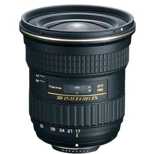 Tokina ATX 17-35 mm f/4.0 Pro FX Canon - produkt w magazynie - szybka wysyłka!