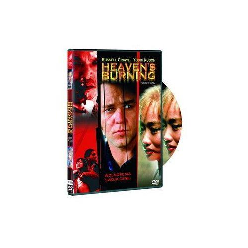 Niebo w ogniu (DVD) - Craig Lahiff (film)