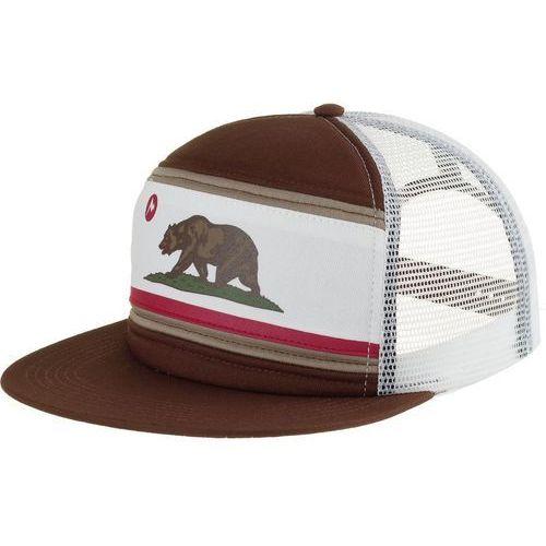 Marmot czapka z daszkiem roots trucker california bear