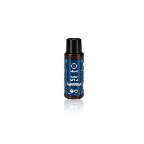 przeciwłupieżowy szampon z neem 30 ml marki Khadi