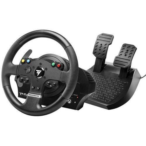 kierownica z pedałami tmx force feedback marki Thrustmaster