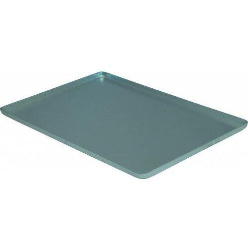 Taca aluminiowa srebrna | różne wymiary | 60x40 cm - 40x25 cm marki Tom-gast