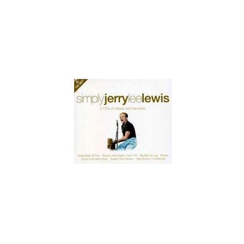 Simply Jerry Lee Lewis, SIMPLYCD244