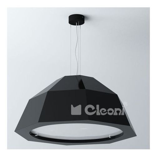 ADAJA A 1292A6EC CZARNA LAMPA WISZĄCA CLEONI RABATY w sklepie, kolor czarny