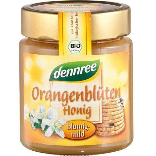 Miód z kwiatów pomarańczy bio 500 g -  marki Dennree