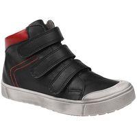 Trzewiki nieocieplane buty KORNECKI 4695 Czarne - Czarny ||Multikolor, kolor wielokolorowy