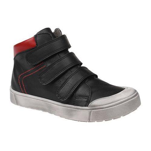 Trzewiki nieocieplane buty KORNECKI 4695 Czarne - Czarny   Multikolor