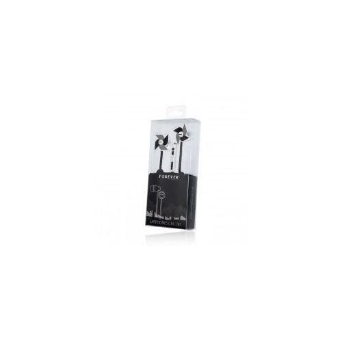 Słuchawki CM-130 Forever czarne