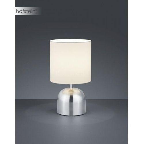 Reality jan lampa stołowa nikiel matowy, 1-punktowy - nowoczesny - obszar wewnętrzny - jan - czas dostawy: od 4-8 dni roboczych
