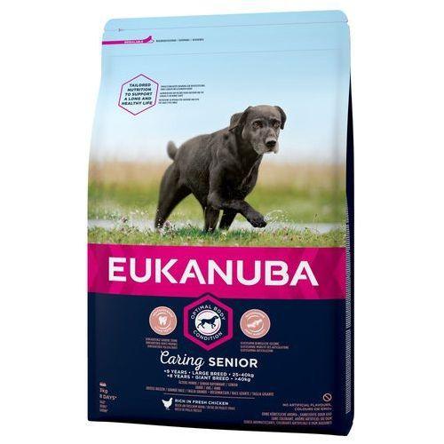 Eukanuba Caring Senior Large & Giant Breed 2x15kg