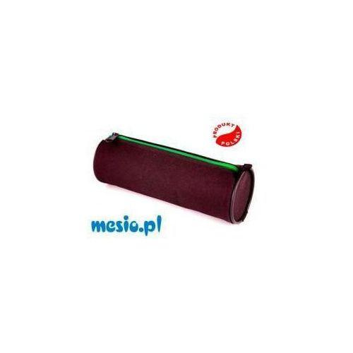Piórnik tuba TU621 Czarny gładki MESIO - mesio.pl (5902739880210)