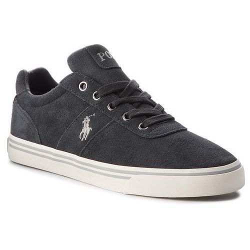 Polo ralph lauren Tenisówki - hanford 816665561003 dark carbon grey