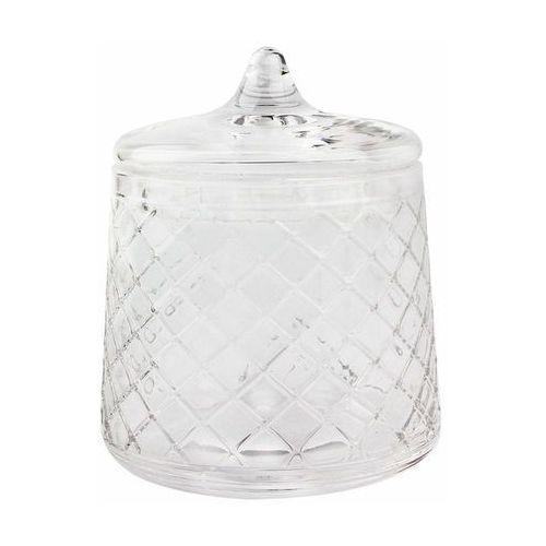 Pojemnik kosmetyczny Lismore transparentny