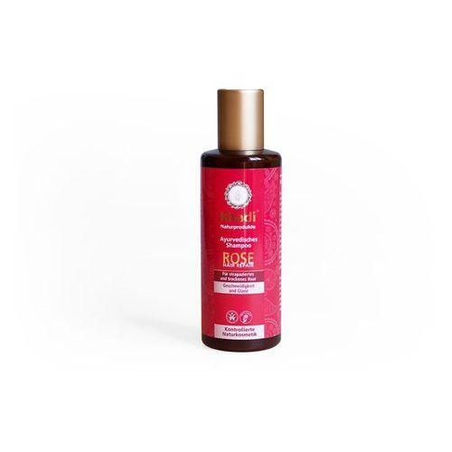 Odżywczy szampon z różą - Khadi (8906026910342)