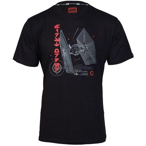 Koszulka star wars tie t-0926 (rozmiar m) czarny + zamów z dostawą jutro! marki Good loot