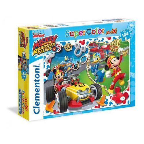 Puzzle SuperColor Maxi 104 Mickey Roadster (8005125237098)