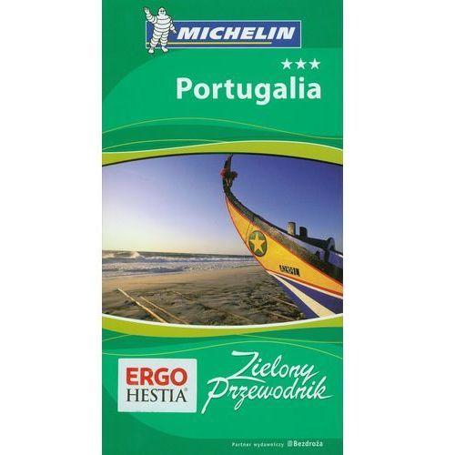 Portugalia Zielony Przewodnik (384 str.)