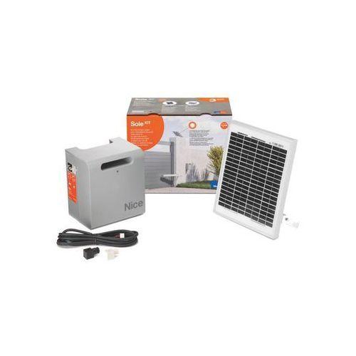 Zestaw solarny solekit marki Nice home