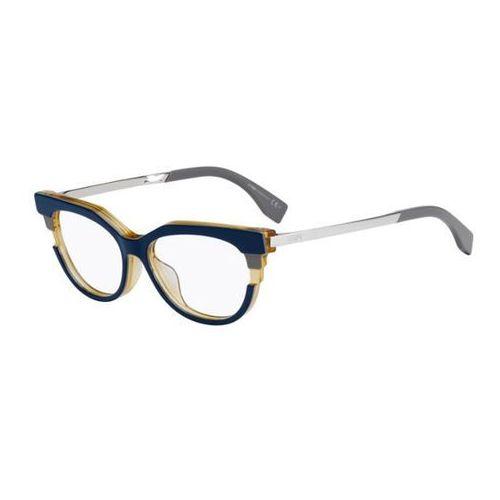 Fendi Okulary korekcyjne  ff 0116 metropolis h2n