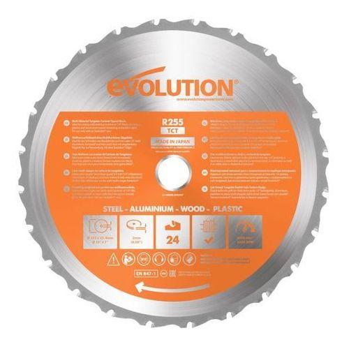 Tarcza uniwersalna Evolution 255 mm (0849713072139)
