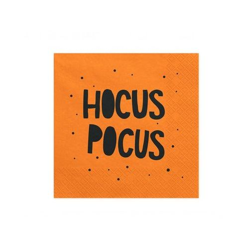 Serwetki Hocus Pocus - 33 cm - 20 szt. (5902230774032)