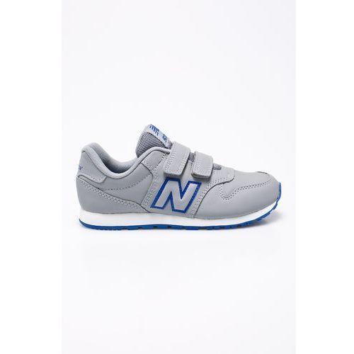 New Balance - Buty dziecięce KV500NAY