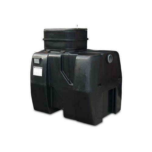 Kingspan Separator fat sp 8l/s tłuszczów i skrobi z odmulaczem i z komorą pomp