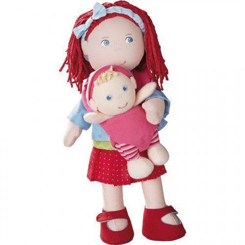 Haba lalka rubina z dzieckiem 301525