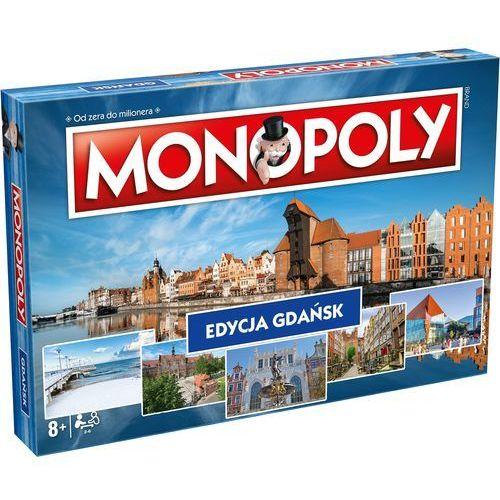 Monopoly gdańsk marki Winning moves