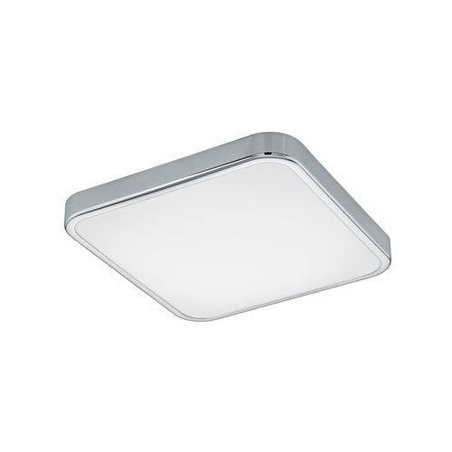 Plafon Eglo Manilva 1 96229 lampa sufitowa 1x16W LED biały / chrom (9002759962296)