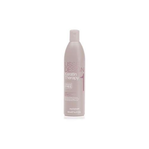Alfaparf Lisse Design szampon głęboko oczyszczający 500ml