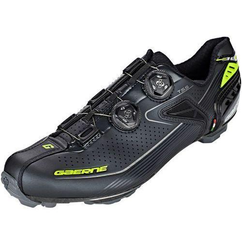 Gaerne carbon g.kobra+ buty mężczyźni czarny 44 2018 buty rowerowe