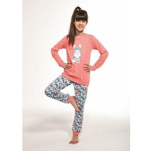 young girl 354/115 llama 134-164 piżama dziewczęca marki Cornette