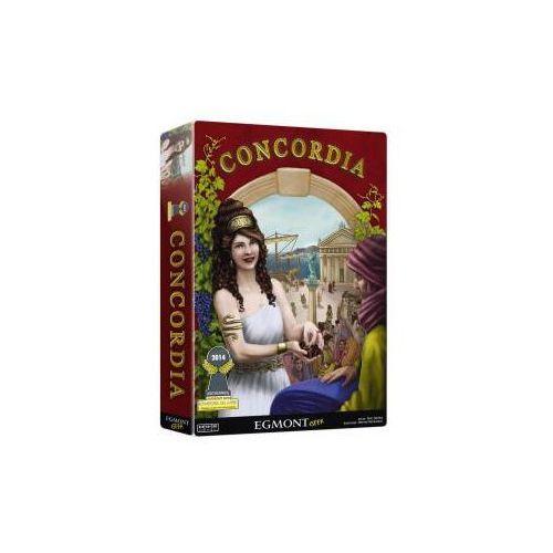 Concordia. Gra Planszowa
