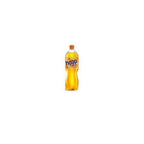 Napój gazowany pomarańcz 1 l  marki Hoop